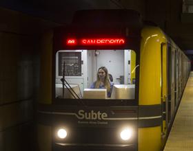Trenes chinos dan más comodidad y seguridad a empleados del metro de Buenos  Aires