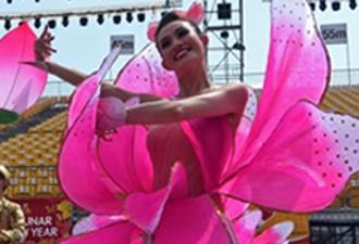 Vista Previa Del Desfile Chingay Spanish Xinhuanet Com