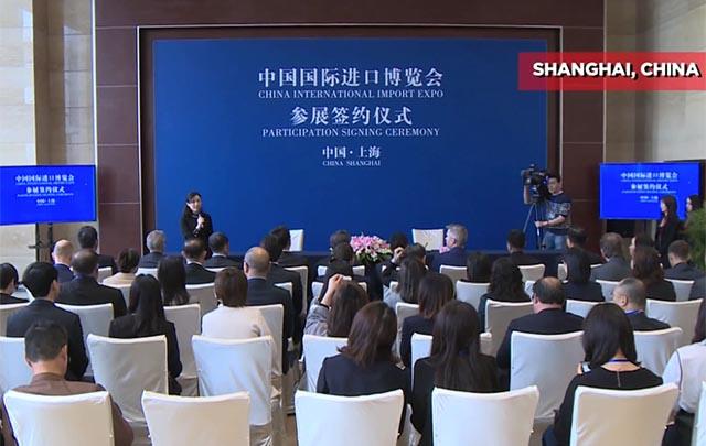 Más de 1,600 comerciantes solicitan asistir a la Exposición de Impotación de China