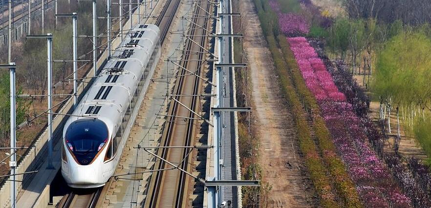 Un nuevo diagrama de trenes será puesto en operación en China