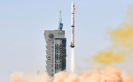 China lanza satélites de detección remota Yaogan-31