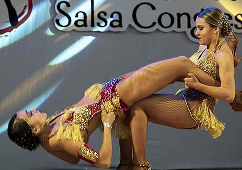 IX Salsa Congress en Quito