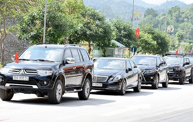 China y Vietnam permiten ingreso de automóviles turísticos a provincias fronterizas