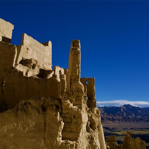 Tíbet: Ruinas del Reino de Guge en Zanda