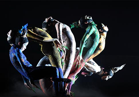 "Yunnan: Espectáculo de danza contemporánea china ""The Rite of Spring"""
