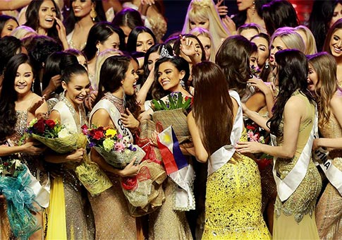 El 47 Miss Intercontinental en Pasay, Filipinas