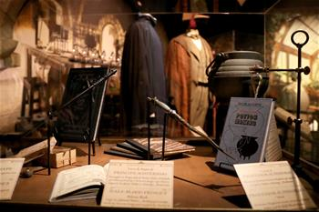 "La exposición ""Harry Potter: The Exhibition"" en Lisboa"