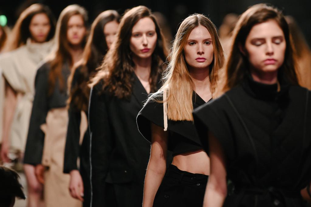 Semana de la Moda Mercedes-Benz en Moscú, Rusia