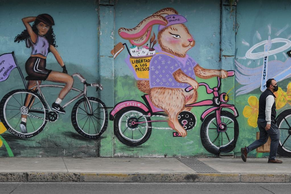 Vida cotidiana en la ciudad de Valparaíso, Chile